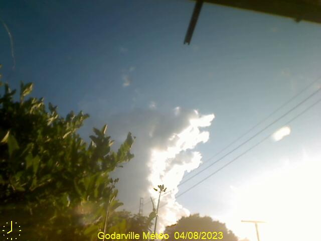 Station M�t�o Amateur de Godarville